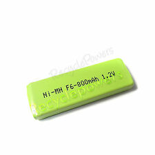 1 Pcs Ni-Mh F6-800mAh 1.2V Gumstick Battery NH14WM-BC