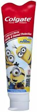 Colgate Toothpaste, Minions, Fresh Bubble Mint, 4.6 oz (Pack of 6)