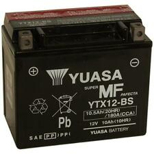 BATTERIA YUASA YTX12-BS 12V/10AH 500 Scarabeo IE Light 2006-2013