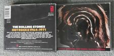 Rolling Stones - Hot Rocks 1964-1971 - Original  2CD Issue for the UK - FAT BOX