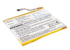 3.7V battery for Sony LIS1459MHPC9SY6), PRS-650RC, PRS-650BC, 1-853-016-11, PRS-