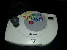dreamcast joypad arcade controller topmax rare high quality dreamcast htf sega