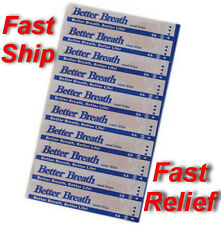 120 NASAL STRIPS (LARGE)  Reduce Snoring AND Breathe Better Right Now 100 + 20