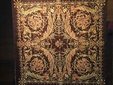 "20"" DECORATIVE TAPESTRY PILLOW COVER Medieval Ornament"