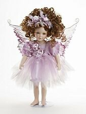 Delton Products Porcelain Fairy Delilah Doll, 16""