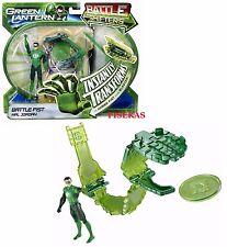 Green Lantern Battle Shifters Battle Fist Hal Jordan figure Blaster T7805 NEW