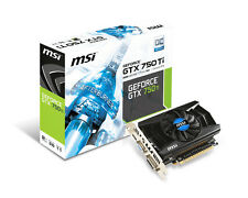 Gigabyte NVIDIA GeForce GTX 750Ti (2048 MB) Graphics Card