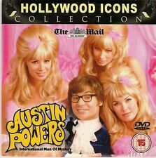 AUSTIN POWERS International Man of Mystery   PROMO DVD from the MAIL ON SUNDAY~