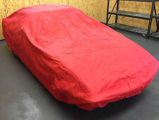 Mercedes SL Pre1990 Soft Fleece Indoor Car Cover RED Breathable Dust Proof