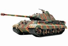 "Tamiya 32539 1/48 German KING TIGER ""PORSCHE TURRET"" from Japan Rare"