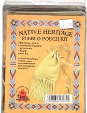 Tandy Leather Factory - Native Heritage Pueblo Pouch - Purse Kit - NEW!