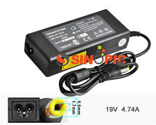 90W AC Adapter Charger for Acer Aspire 5552G 5553G 7741G 5742G 5750G 7520G 7535G