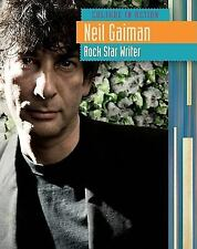 Neil Gaiman: Rock Star Writer (Culture in Action)-ExLibrary