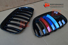 BMW X5 E53 2004-2006 M COLOUR SERIES FRONT KIDNEY GRILL GRILLE | UK STOCK