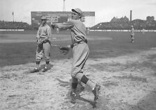 BABE RUTH 8X10 PHOTO BOSTON RED SOX MLB BASEBALL PICTURE PITCHING