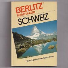 """BERLITZ Reiseführer """"Schweiz"""""""