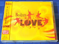 The Beatles - Love - Japan Import - with Booklet - TOCP-70200