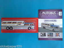 1:43 Greyhound Scenicruiser del 1956 AUTOBUS DAL MONDO ALTAYA - TOP RARE