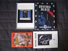 Universal Soldier COMPLEETE!!! (Sega Genesis)