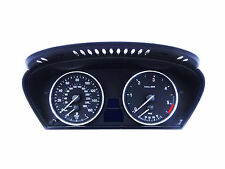 BMW 5 SERIES E60 520D SE INSTRUMENTS COMBINATION CLUSTER SPEEDO 62109194890