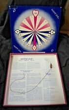 Mystic Eye Board Game Deluxe Edition Vintage in BOX  Ouija Occult Pendulum