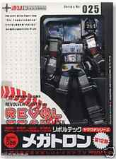 Used  Kaiyodo Revoltech Yamaguchi No.25 Transformers Megatron Pre-Painted