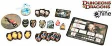 Druid Token Set Dungeons & Dragons Accessories by Gale Force Nine GF9 72712