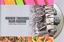 Malaysia 2010 Traditional Festive Food complete booklet MNH