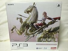 NEW PlayStation 3 PS3 Console Final Fantasy XIII Lightning Japan *$145 OFF SALE*