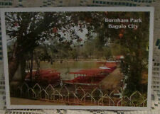 Burnham park Baguio city, philippines post card
