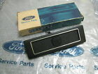 MK2 ESCORT RS2000 GHIA GENUINE FORD NOS CONSOLE RADIO BLANKING PLATE