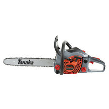 "Tanaka TCS33EB16 16"" 32.2cc Rear Handle Gas Powered Chain Saw TCS33EB/16 w/"