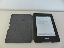 Amazon Kindle Paperwhite EY21 2 2GB WLAN 15,2 cm 6Zoll ebook Reader . Case black