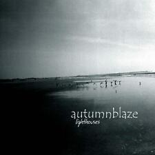 Autumnblaze - Lighthouses CD 2002 depressive melancholy Germany