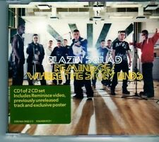 (DM816) Blazin' Squad, Reminisce / Where The Story Ends - 2003 CD