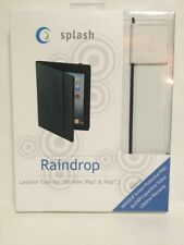 SPLASH RAINDROP CASE FOR IPAD 2 & 3 WHITE (TABLET/E-READER ACCESSORIES)