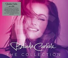 BELINDA CARLISLE ; THE COLLECTION: GREATEST HITS CD & DVD ALBUM SET (2014)