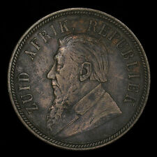 South Africa Penny 1892 XF 83,000 Minted