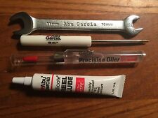 ABU GARCIA AMBASSADEUR REEL MAINTENANCE KIT BRAND NEW ALL LOGOED