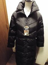 AMERICAN OUTDOORSMAN LADY'S DUCK DOWN LONG LENGTH COAT/JACKET NWT MSRP $175.00