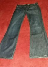 citizens of Humanity blue jeans size 26 vgc see measurements