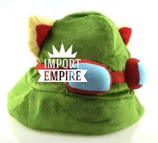 LEAGUE OF LEGENDS SOMBRERO TEEMO COSPLAY hat JAJAJA chapeau cap hut nuevo tapa