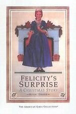 FILICITYS SURPRISE A CHRISTMAS STORY*brand-spanking new*FREE USPS SHIP TRACK CFM