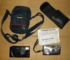2 Stück Foto Kamera, Fotoaparat Kodak 835 AF und Traveler AF mini, Autofocus