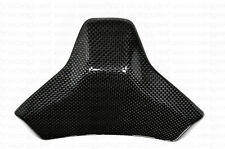 Ducati 848/1098/1198 Rear Tail Seat Cowl Cover Rubber Pad Carbon Fiber Fibre