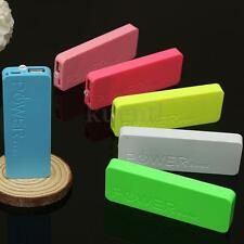 5600mAh Ultra Thin USB Portable Power Bank Battery Charger For Mobile phone UK