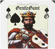 Power & The Glory (Steven Wilson Mix) - Gentle Giant (2015, CD NEUF)2 DISC SET