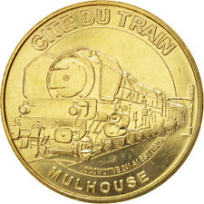 [#94748] France, Tourist Token, 68/ Cité du Train - Locomotive, 2012, Monnaie