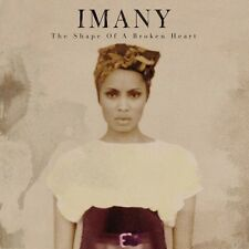 IMANY - THE SHAPE OF A BROKEN HEART  CD NEU +++++++++++