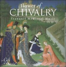 Flower of Chivalry: Tranquil Medieval Music, New Music